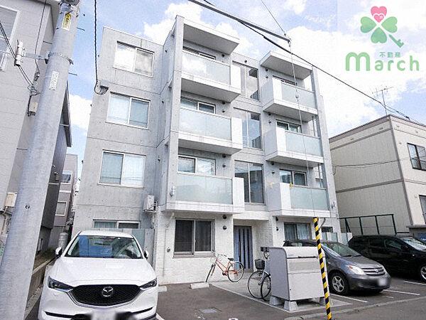 ルジュール麻生 1階の賃貸【北海道 / 札幌市北区】