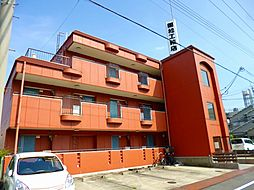 マンション国松[3階]の外観