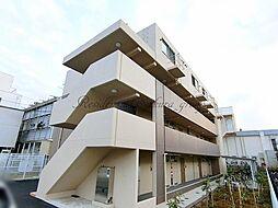 神奈川県藤沢市辻堂元町4丁目の賃貸マンションの外観