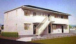 新築片野ハイツ[1階]の外観