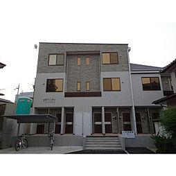 新潟県新潟市中央区水道町1丁目の賃貸アパートの外観