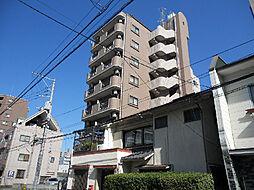 愛媛県松山市木屋町2丁目の賃貸マンションの外観