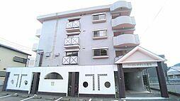 静岡県静岡市葵区建穂2丁目の賃貸マンションの外観