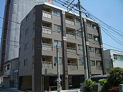 福岡県福岡市博多区博多駅南5の賃貸マンションの外観