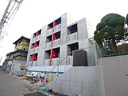 フォセット松戸・上本郷[2階]の外観