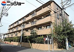 ライオンズマンション名大ウエスト402号[4階]の外観