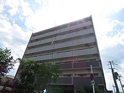 ホワイトハウス箕面[2階]の外観