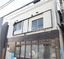 東京都中野区若宮1丁目の賃貸アパートの外観