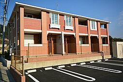 福岡県大野城市大字乙金の賃貸アパートの外観