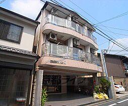 京都府京都市東山区本町新5丁目の賃貸アパートの外観