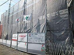静岡県富士市原田の賃貸アパートの外観