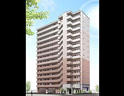 スプランディッド新大阪キャトル[8階]の外観