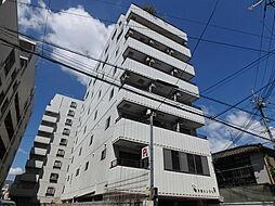 御所西シンワマンション[602号室]の外観