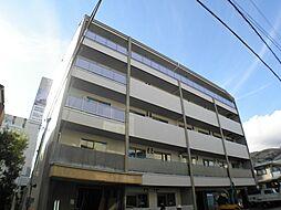兵庫県芦屋市清水町の賃貸アパートの外観