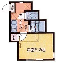 ラ・ヴィレッタ横浜六浦[2階]の間取り