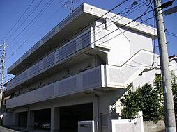 サンハイツ白羽根[3階]の外観