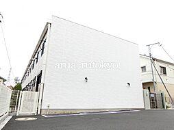東京都三鷹市井の頭1丁目の賃貸マンションの外観