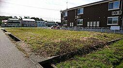 緑溢れる住宅街 能美市湯谷町の東南角地 75坪