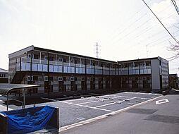 神奈川県横浜市瀬谷区阿久和東4丁目の賃貸アパートの外観