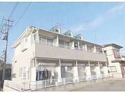 ラビアン栄町[1階]の外観