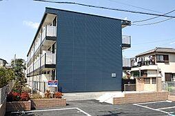 埼玉県さいたま市大宮区桜木町の賃貸マンションの外観