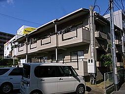 サンパティオ B棟[1階]の外観