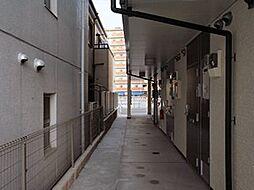 レオパレス西郊[4階]の外観