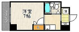 Shan-Gri-La Diamond Building(シャングリラ ダイヤモンド ビル[105号室]の間取り