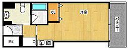 ステラ[3階]の間取り