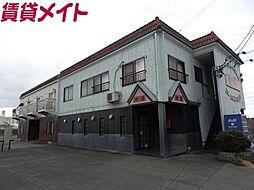 内田コーポ[1階]の外観
