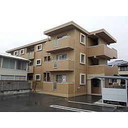 静岡県浜松市西区馬郡町の賃貸マンションの外観