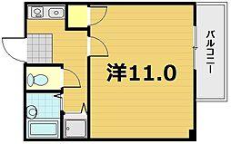 ファミーユSETA[2階]の間取り