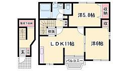 加古川線 日岡駅 徒歩4分