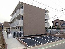 東京都葛飾区西水元6丁目の賃貸アパートの外観