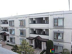 マンションアザレア[3階]の外観