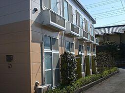 東京都青梅市千ヶ瀬町4丁目の賃貸マンションの外観