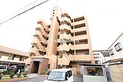 ライオンズマンション岡山医大南[4階]の外観