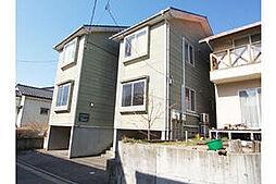 新潟県新潟市西区寺尾朝日通の賃貸アパートの外観