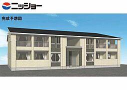 湘南BRISA B[1階]の外観