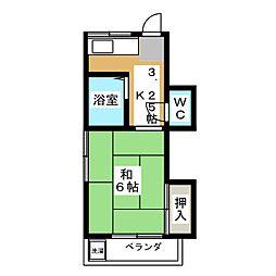 仙川駅 3.9万円
