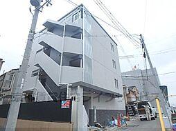 A-mon太秦天神川[2階]の外観