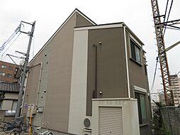 siro松戸[1階]の外観
