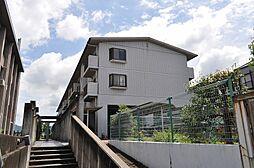 京都府宇治市宇治野神の賃貸マンションの外観