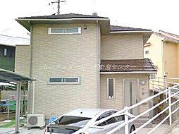 [一戸建] 岡山県岡山市北区大安寺東町 の賃貸【/】の外観