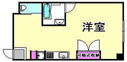 リーストラクチャー南武庫之荘[4階]の間取り