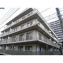 神奈川県横浜市鶴見区平安町2丁目の賃貸マンションの外観