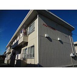 静岡県浜松市中区曳馬4丁目の賃貸アパートの外観