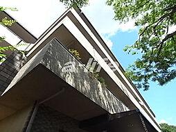 兵庫県神戸市東灘区岡本8丁目の賃貸マンションの外観