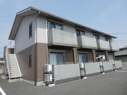 メゾンHANAMARU B[1階]の外観
