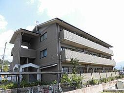 ウィステリア四番館[2階]の外観